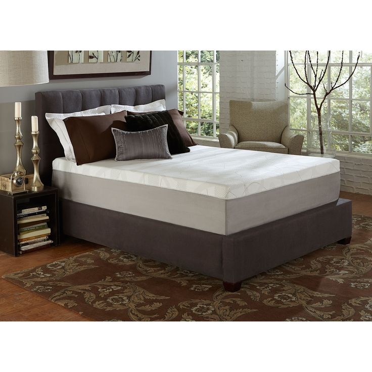 sleep better than ever before on this luxurious kingsize memory foam mattress this