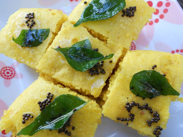 Khaman Dhokla- Delicious Gujarati Food