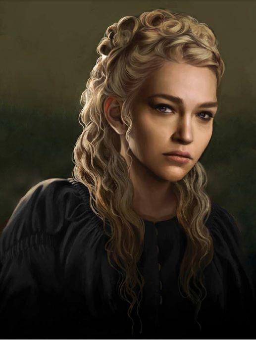34 besten House Targaryen by Magali Villeneuve Bilder auf ...