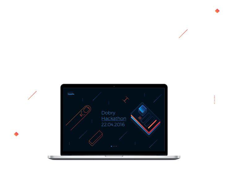 dobry hackathon on Behance