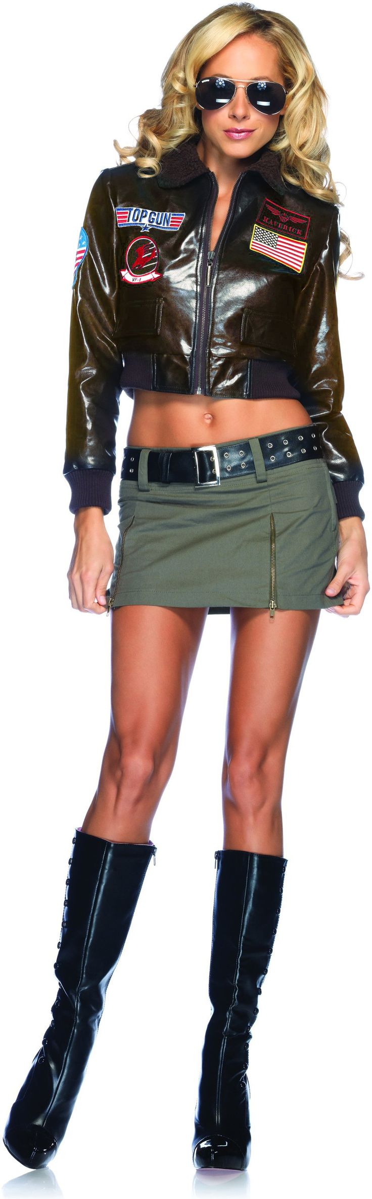 New arrivals of costumes coming this week! Pilots and flight attendants, and TOP GUN! teezerscostumes.com