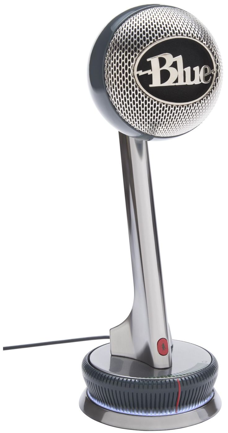 Blue Microphones Nessie #WRGamers #Blue Microphones