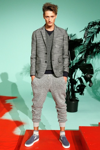 shades of grey ss13Fashion Style, Style Menswear, Men Style, 2013 Menswear, Spring Summer, Menswear Collection, Men Fashion, Grey Spring, 2013 Fashion