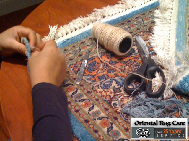 Select Rug Repair Expert for Your Rug