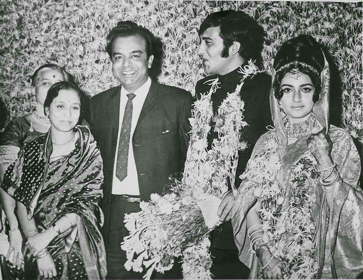 Vinod khanna wedding
