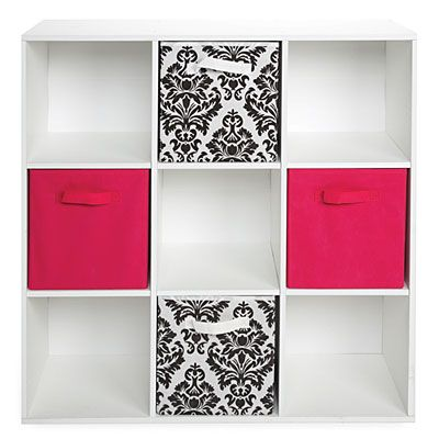 Talk About Stylish Storage! Solve Your Storage Needs With This 9 Cube  Storage Cubby