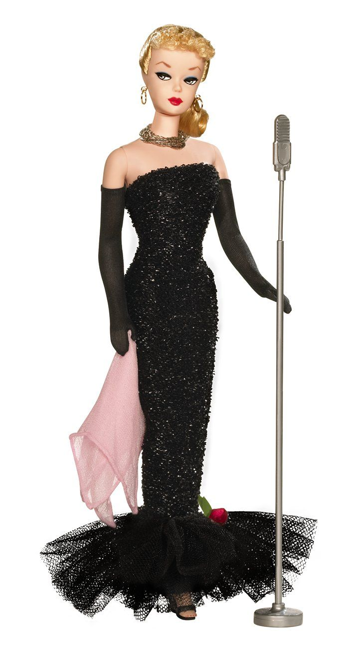 Barbie ~FOR SALE $35.00 COMES WITH SILVER PLASTIC CASE. DGIL@COMCAST.NET