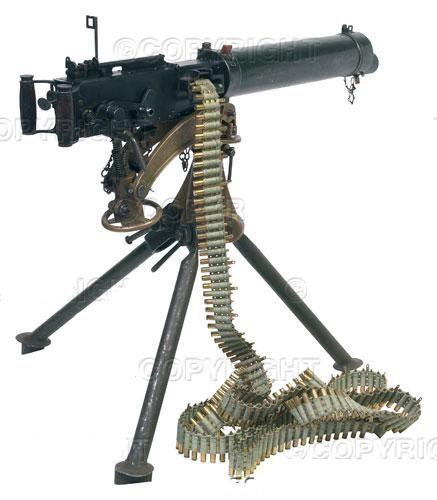 Free Machine Gun On Stand Cell Phone Wallpaper