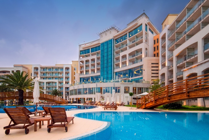 When in Montenegro in the East Adriatic sea and in the Riviera of Budva look for The Montenegro Stars Hotel Group