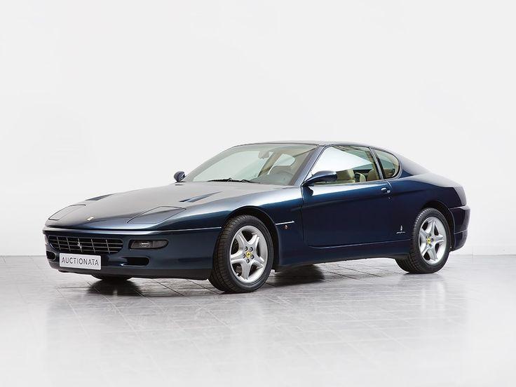 1995 Ferrari 456 GT (assembly no. 18575) Auctionata - Classic cars 436 | Berlin, 26 February