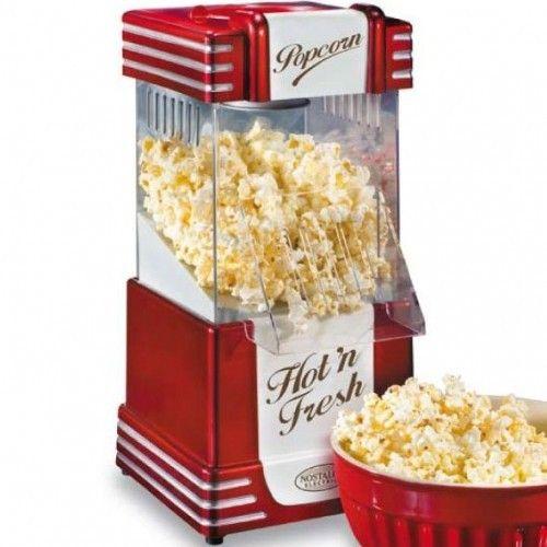 Nostalgie Retro Popcornmaker Popcornmaschine