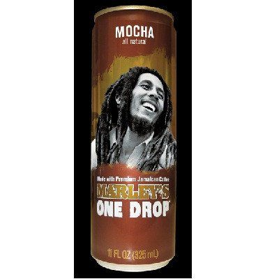 Bob Marley's music and message of peace, love and unity have inspired generations. It is with that same passion that we present Marley's One Drop . Made with premium Jamaican coffee, real cane sugar and all-natural ingredients, it is the coffee drink you can deep down in your soul. Marley's One Drop is a proud supporter of 1Love.org, a public charity created by the Marley family to promote youth, planet and peace.