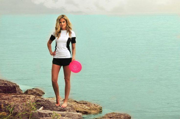 The Sydnee Sun Shirt - UV Couture www.uvcouture.com  #smartmeetssexy UPF50