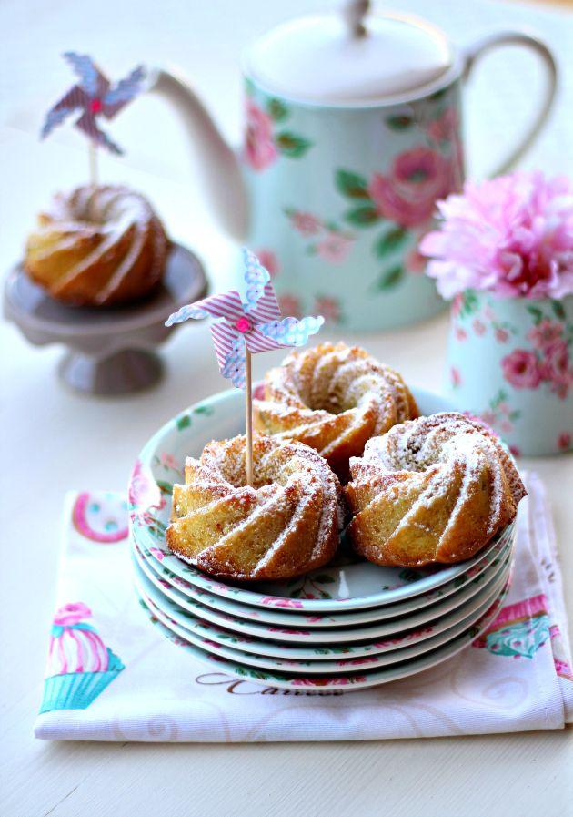 Ciambelline mela e cannella – Chiarapassion