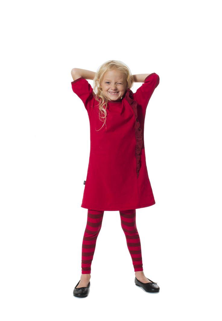 Lingon & Blåbär, Christmas collection, Janni Dress