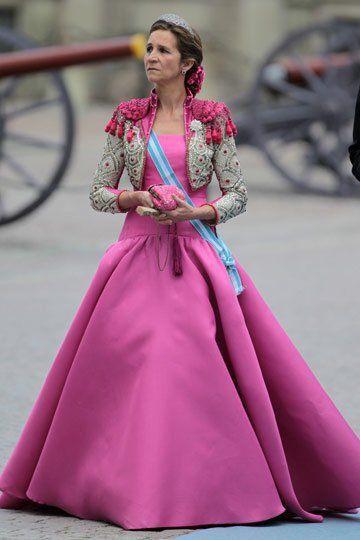 SAR Infanta Elena de Borbón.
