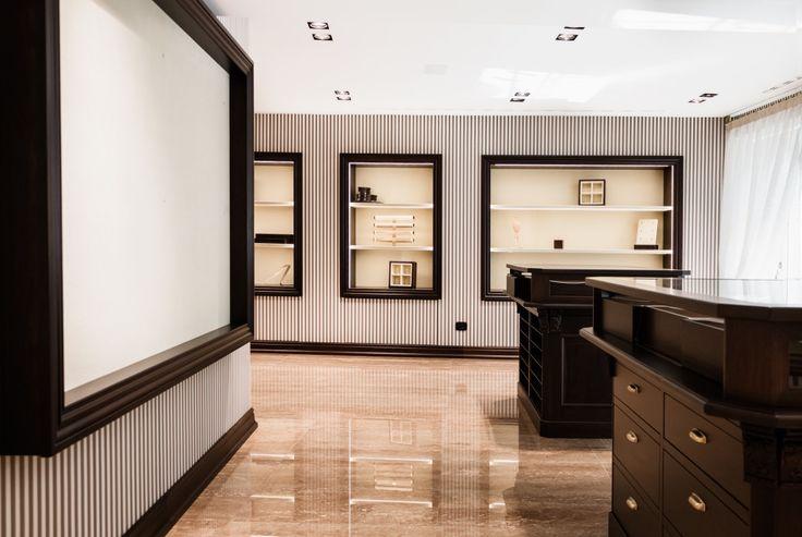 E. Marinella Cravatte Showroom Milano