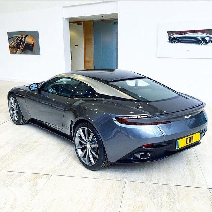 "1,206 Likes, 13 Comments - Aston Martin Life (@astonmartinlife) on Instagram: ""#astonmartin #db11"""