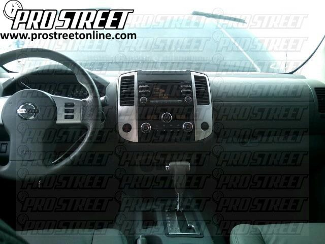 How To Nissan Frontier Stereo Wiring Diagram My Pro Street Nissan Xterra Nissan Nissan Frontier