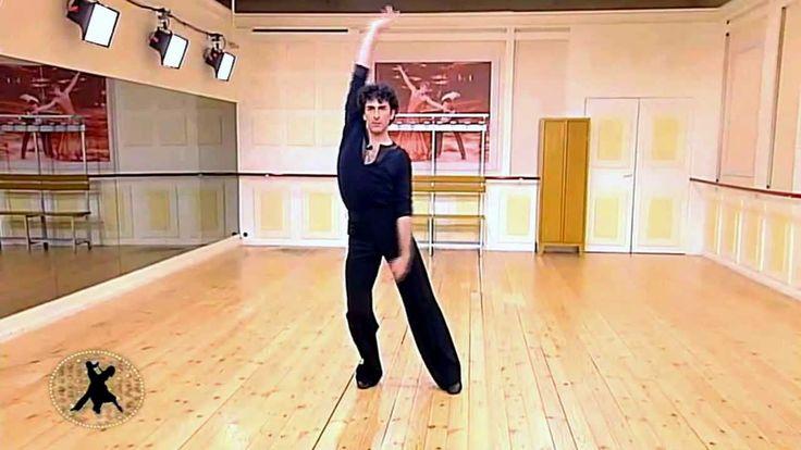[HD] Simone Di Pasquale | Lezione 1 | Primi passi di danza: Rumba