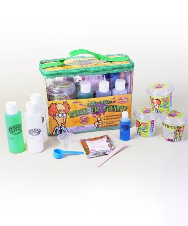 Take a look at this Shaker Slime Lab by PBS KIDS on #zulily today - $9.99, ages 8 & up