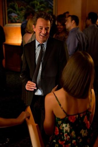 """Matthew Perry as """"Ryan King"""""""