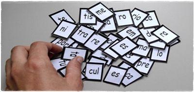 Treball de consciència fonològica amb alumnat dislèxic