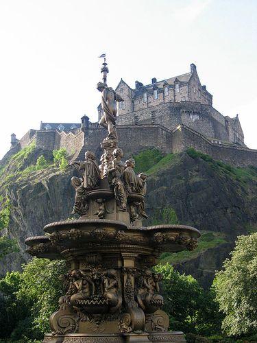 Edinburgh haunted castle