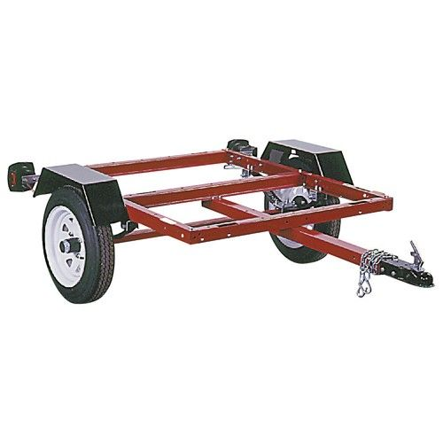 1090 Lbs Capacity 40 1 2 In X 48 In Utility Trailer