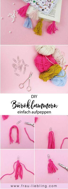 Back To School   3 Einfache Coole DIY Ideen Für Deinen Arbeitsplatz