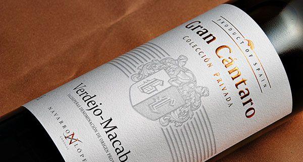 Etiketka разработала дизайн этикеток для вина Gran Cantaro