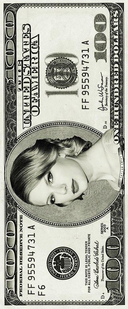 I would keep this money for ever!!!