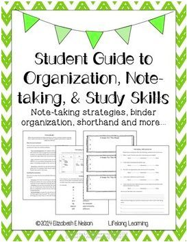 Topics covered included how to keep a binder organized, organization tips for at home and school, being prepared for school and study, why we procrastinate & strategies to avoid procrastination, study tips, note taking strategies, and tips on how to pay attention in class.
