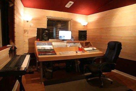 home music studio design | home interior design trends | projects