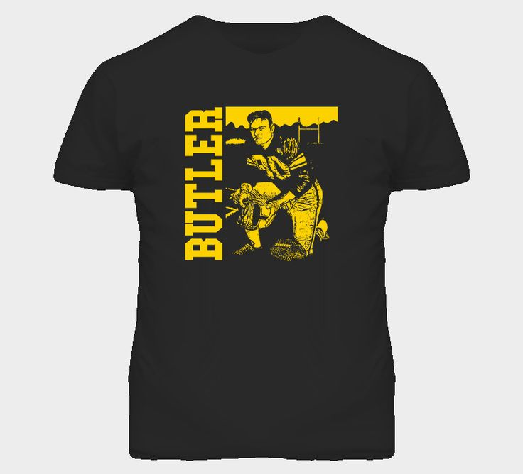 Football Jack Butler Pittsburgh T Shirt Sizes Small to 5XL | eBay