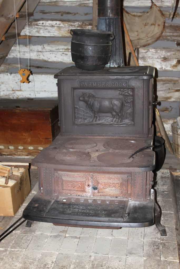 What Kind Of Cook Stove Would Be Used In The 1830s