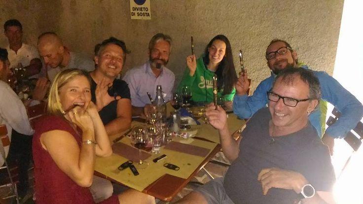 Degustatori di Toscano, Al Silenzio @ Rovereto