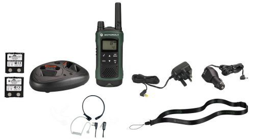 MOTOROLA TLKR-T81 HUNTER WALKIE-TALKIE