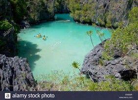 Bacuit Archipelago Philippines Location