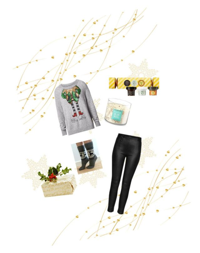 """""""Chrismas morning"""" by ophelierose on Polyvore featuring mode et H&M"""