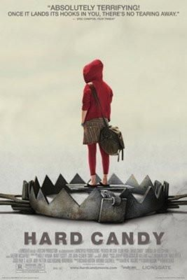 HARD CANDY MOVIE BEAR TRAP POSTER - NEW 24X36
