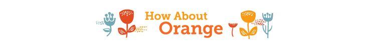 How About Orange - Pagina de diseño