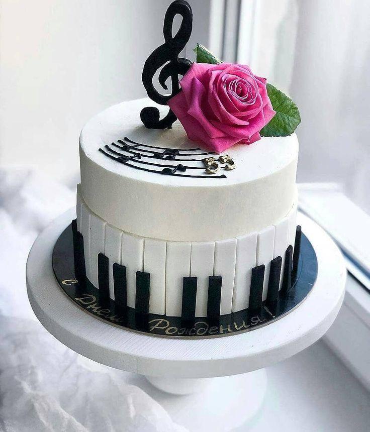 Kuchen 💕Von @cake_mood_rnd 🍒🎂🎹 Die besten Ideen, um diesen Kuchen zu machen …   – CAKES CUPCAKES AND CAKE POPS