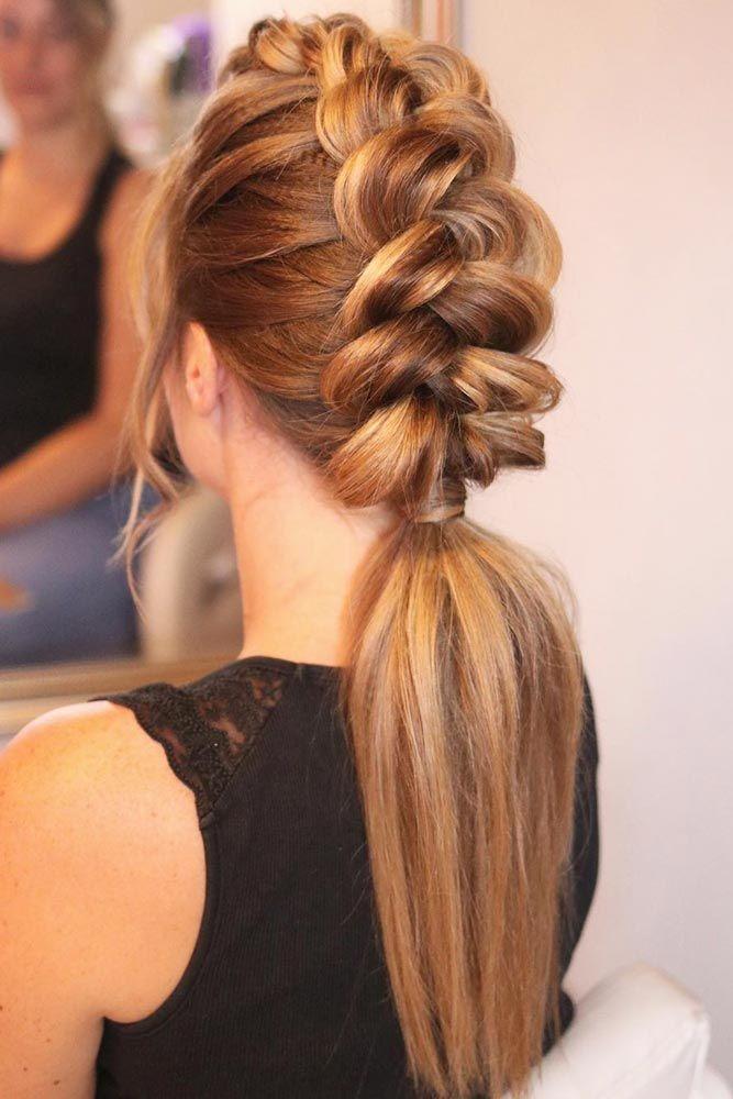 33 Straight Hairstyles For Long Hair Long Hair Styles Straight Hairstyles Really Long Hair