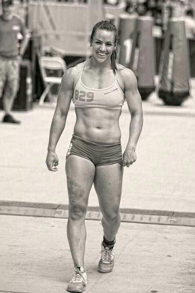 CrossFit happy