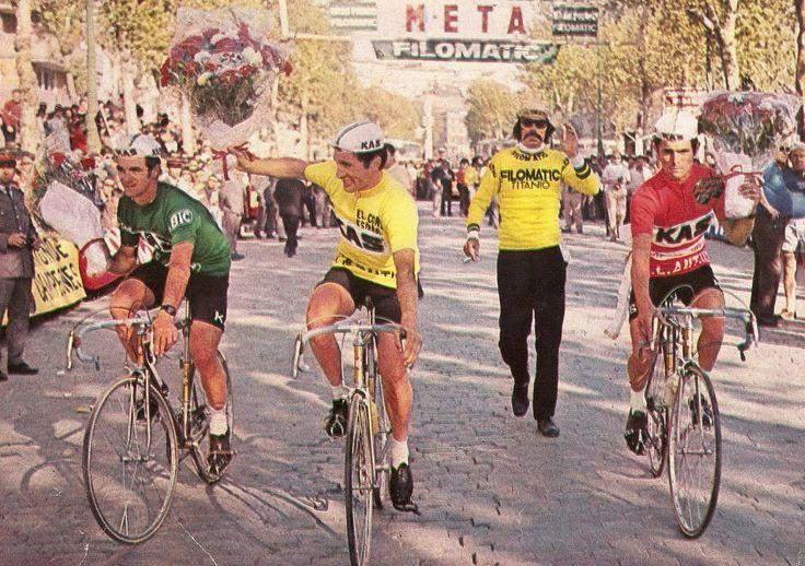 Resultado de imagen de equipo ciclista kas de fuente