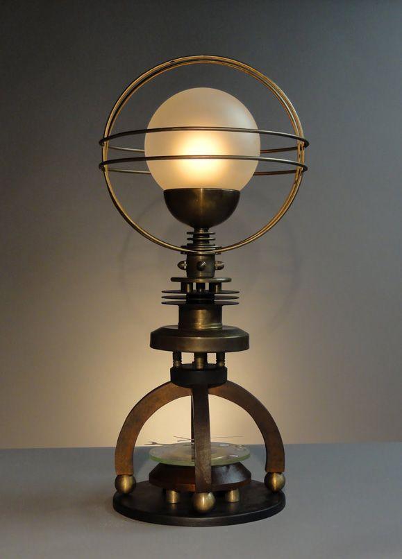 NY Artist Art Donovan #Steampunk #Xerposa.