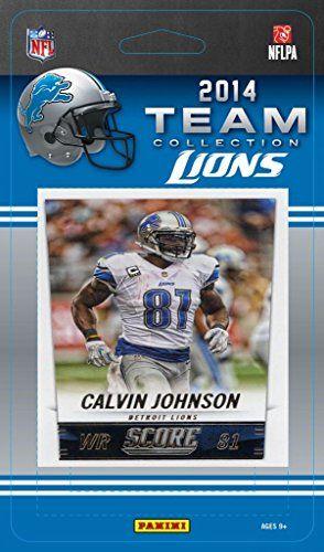 Detroit Lions 2014 Score NFL Football Factory Sealed 12 Card Team Set with Matthew Stafford, Calvin Johnson, Eric Ebron Plus - http://www.rekomande.com/detroit-lions-2014-score-nfl-football-factory-sealed-12-card-team-set-with-matthew-stafford-calvin-johnson-eric-ebron-plus/