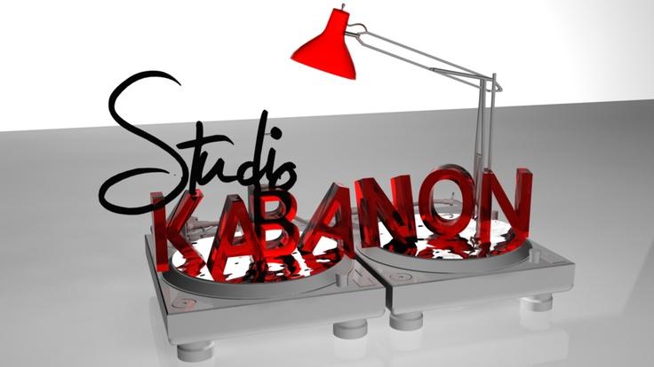 Logo studio kabanon