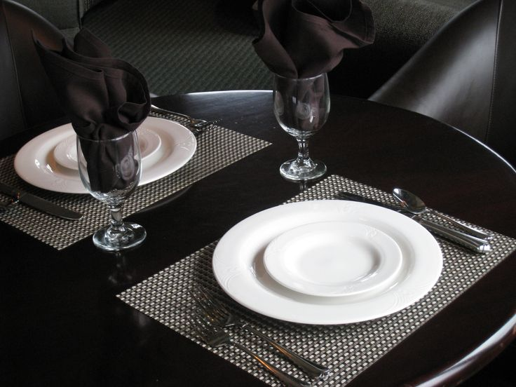 Emejing Dining Room Table Placemats Images Ltreventscom